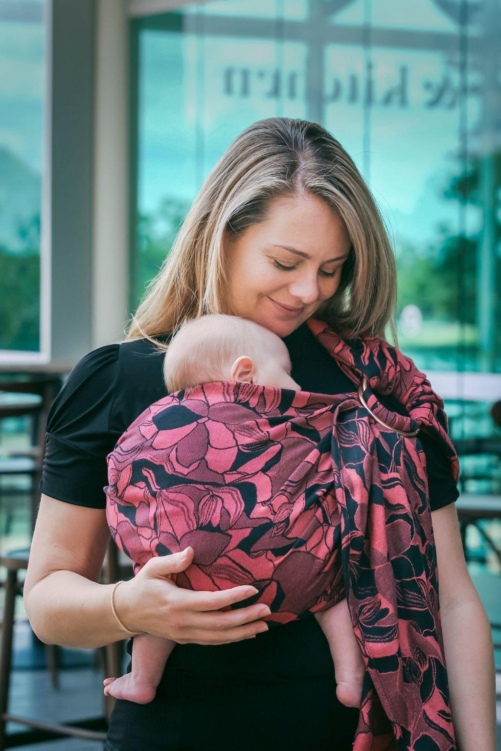 164ecae8d2d ... modern babywearing movement has several different types of ring slings